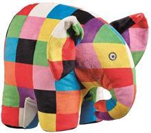 Elefant Trumpeting Elmer Soft Toy