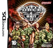 Elite Forces Unite 77 Nintendo Ds