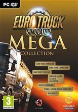 Euro Truck Mega Collection 2 Pc