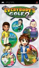 Everybody S Golf 2 Psp