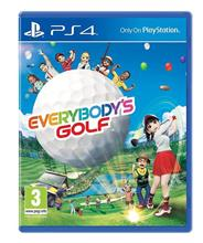 Everybody S Golf Ps4