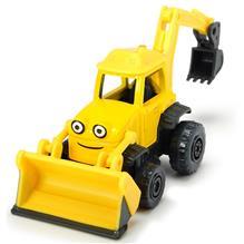 Excavator Dickie Toys Bob Constructorul Action Team Scoop
