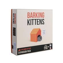 Exploding Kittens: Barking Kittens Board Game