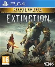 Extinction Deluxe Edition Ps4