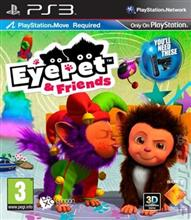 Eyepet & Friends (Move) Ps3