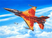 F-16 Mlu Solo Display Klu