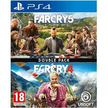 Far Cry 4 And Far Cry 5 Double Pack Ps4
