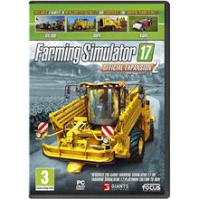 Farming Simulator 17 Official Expansion 2 Pc