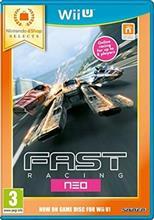 Fast Racing Neo Ninendo Wii U