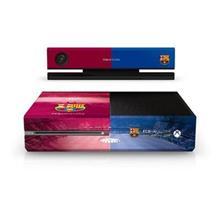 Fc Barcelona Xbox One Console Skin