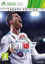 Fifa 18 Legacy Edition Xbox360
