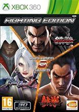 Fighting Edition: Tekken 6 Tekken Tag Tournament 2 And Soul Calibur V Xbox360