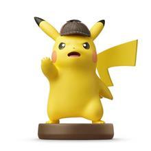 Figurina Amiibo Detective Pikachu