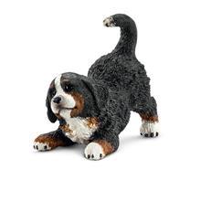 Figurina Animal Ciobanesc De Bernese Pui