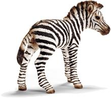 Figurina Animal Pui De Zebra - 14393