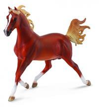 Figurina Armasar Arabian Chestnut - Collecta