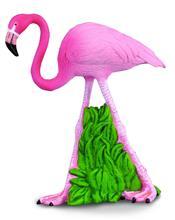 Figurina Flamingo Roz