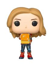 Figurina Funko Captain Marvel Holding Lunchbox