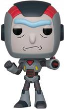 Figurina Funko Pop Animation Rick And Morty S6 Purge Suit Rick Vinyl Figure