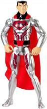Figurina Justice League Superman Steel Suit