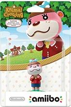 Figurina Nintendo Amiibo Animal Crossing Collection Lottie Nintendo Wii U