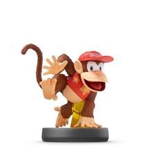 Figurina Nintendo Amiibo Super Smash Bros Diddy Kong Nintendo Wii U