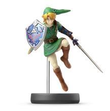 Figurina Nintendo Amiibo Super Smash Bros Link Nintendo Wii U