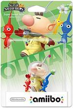 Figurina Nintendo Amiibo Super Smash Bros Olimar Nintendo Wii U