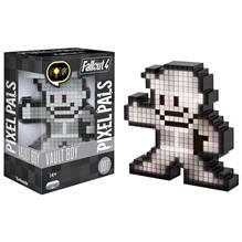 Figurina Pixel Pals Black And White Vault Boy