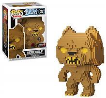 Figurina Pop 8 Bit Altered Beasts Werewolf Special Edition Vinyl