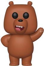 Figurina Pop Animation We Bare Bears Grizz Vinyl Figure