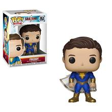 Figurina Pop Heroes Shazam Freddy
