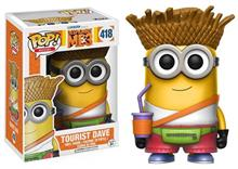 Figurina Pop! Movies: Despicable Me 3 Tourist Dave