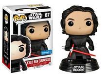 Figurina Pop Star Wars 7 Kylo Ren Unmasked