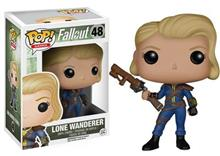 Figurina Pop Vinyl Fallout Lone Wanderer Female