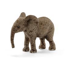 Figurina Schleich Elefant African Pui - 14763 imagine
