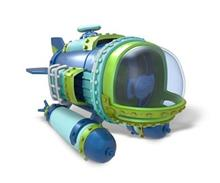 Figurina Skylanders Superchargers Vehicle Dive Bomber