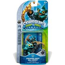 Figurina Skylanders Swap Force Core Anchors Away Gill Grunt