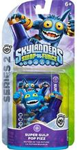 Figurina Skylanders Swap Force Super Gulp Pop Fizz