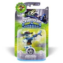 Figurina Skylanders Swap Force Swappable Quickdraw Rattle Shake