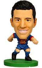 Figurina Soccerstarz Barcelona Alexis Sã¡Nchez
