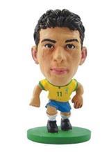 Figurina Soccerstarz Brazil Oscar 2014