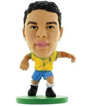 Figurina Soccerstarz Brazil Thiago Silva 2014