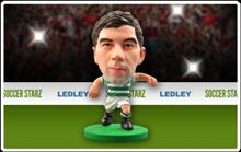 Figurina Soccerstarz Celtic Joseph Christopher Ledley Joe Ledley