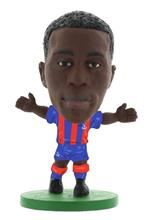 Figurina Soccerstarz Crystal Palace Wilfried Zaha Home Kit