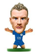 Figurina Soccerstarz Leicester Jamie Vardy Home Kit