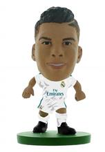 Figurina Soccerstarz Real Madrid Carlos Casemiro Home Kit
