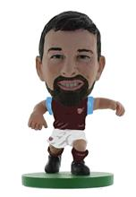 Figurina Soccerstarz West Ham Robert Snodgrass Home Kit