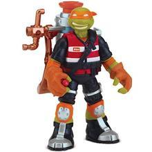 Figurina Teenage Mutant Ninja Turtles Mutagen Ooze Michelangelo Wave 3
