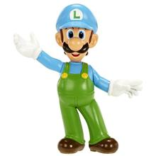 Figurina World Of Nintendo Ice Luigi 6Cm